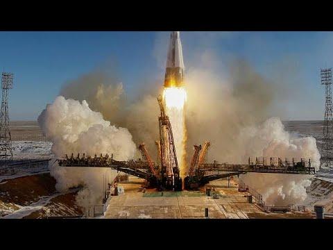 المركبة الفضائية -سويوز إم إس 07- تنطلق بنجاح  - نشر قبل 9 ساعة
