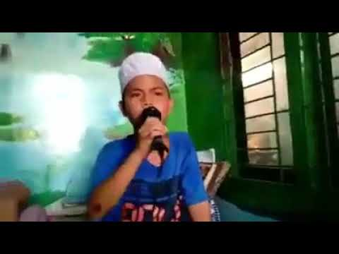 Musa Hafidz cilik QS Al Isra 6-15 suara amazing