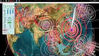 "2/10/2018 -- Deep Earthquake ""Event"" Underway -- Large EQ's Possible -- Have A Plan"