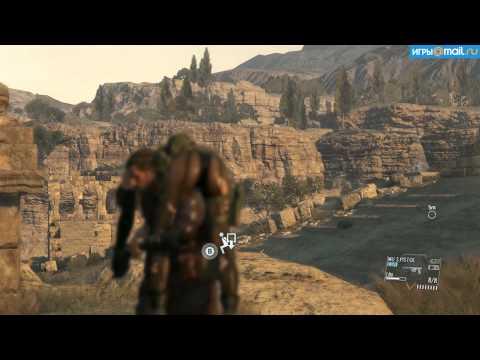 Metal Gear Solid 5: The Phantom Pain - как нанять Тихоню (Quiet)