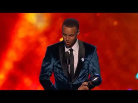 Stephen Curry Wins ESPYs Best Record-Breaking Performance