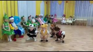 Танец маленького Панды, утренник в детском саду, супер танец, мега прикол