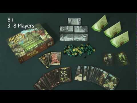 How to play Incan Gold