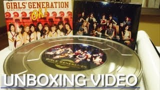 Unboxing - SNSD Complete Video Collection (Blu-Ray)