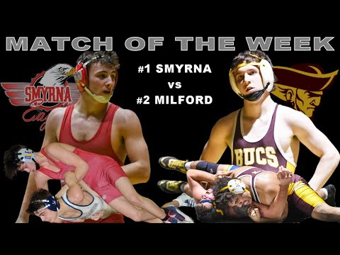 302Sports Match of the Week #2 Milford at #1 Smyrna