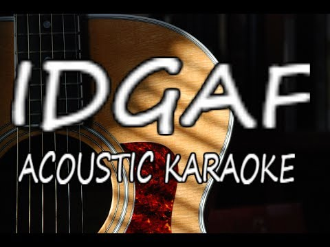 Idgaf Acoustic Free Mp3 Download