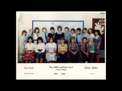 West Hillsborough Baptist School 1983-1984