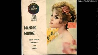 Manolo Muñoz - Wah-watusi (Latin R&B, mod dancer MEXICO 1962)