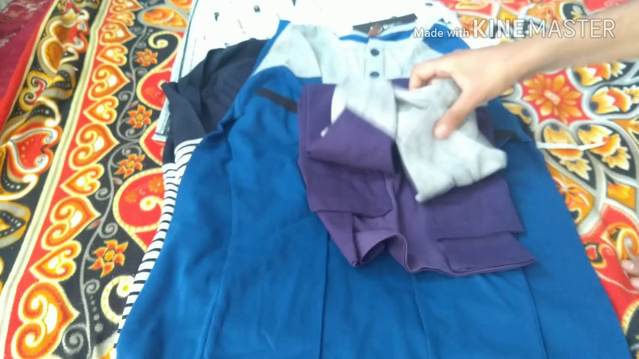 1a0936b4d5 Unboxing t shirt and pants from jabong - YouTube