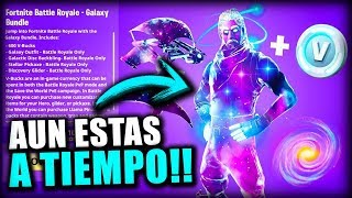 "YOU CAN STILL GET THE ""GALAXY SKIN"" FOR FREE! with THIS METHOD in Fortnite!"
