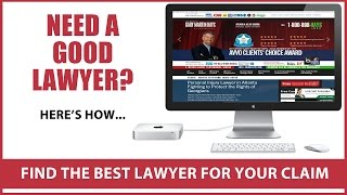 Atlanta Personal Injury Lawyer: How do I find the best lawyer?