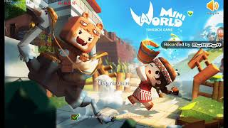 Play tat CÃ games in mini World/vuong2 ROBLOX