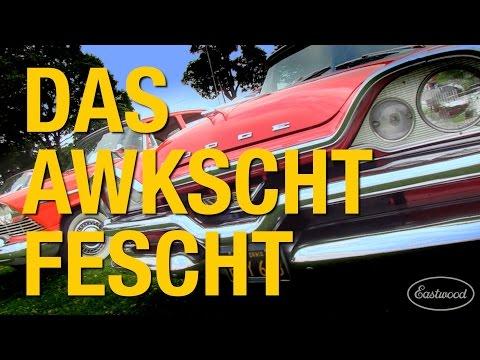 Das Awkscht Fescht Car Show 2014 - Featured Cars From The Dodge Brothers - Eastwood