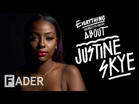 Justine Skye - Everything You Need To Know