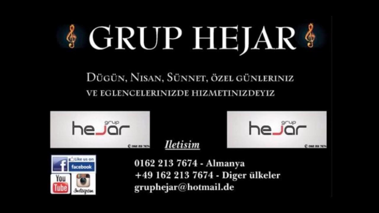 GRUP HEJAR - Hara Hara Rase (Pazarcik Sallama 2017) - Yeni Albüm 2017 Elbistan Antep Yöresel 2017
