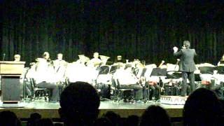 Central Texas Region Honor Band--Spania