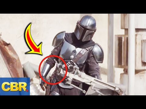 The Mandalorian Chapter 5 Easter Eggs Star Wars Fans Completely Missed
