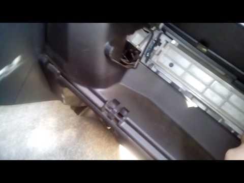 Замена воздушного фильтра в салоне LAND CRUISER PRADO