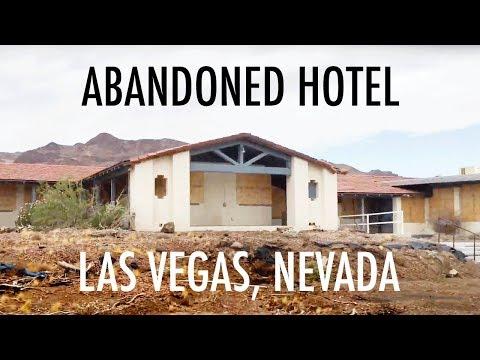 Abandoned Hotel Near Las Vegas Nevada