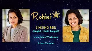 Rohini Chandra Singing Reel