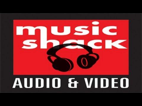 Music Shack Logo