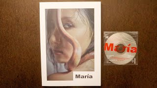 Unboxing | Hwasa Mini Album Vol. 1 - María