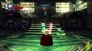 LEGO Star Wars 3: The Hidden Enemy Free Play (All Minikits) - HTG