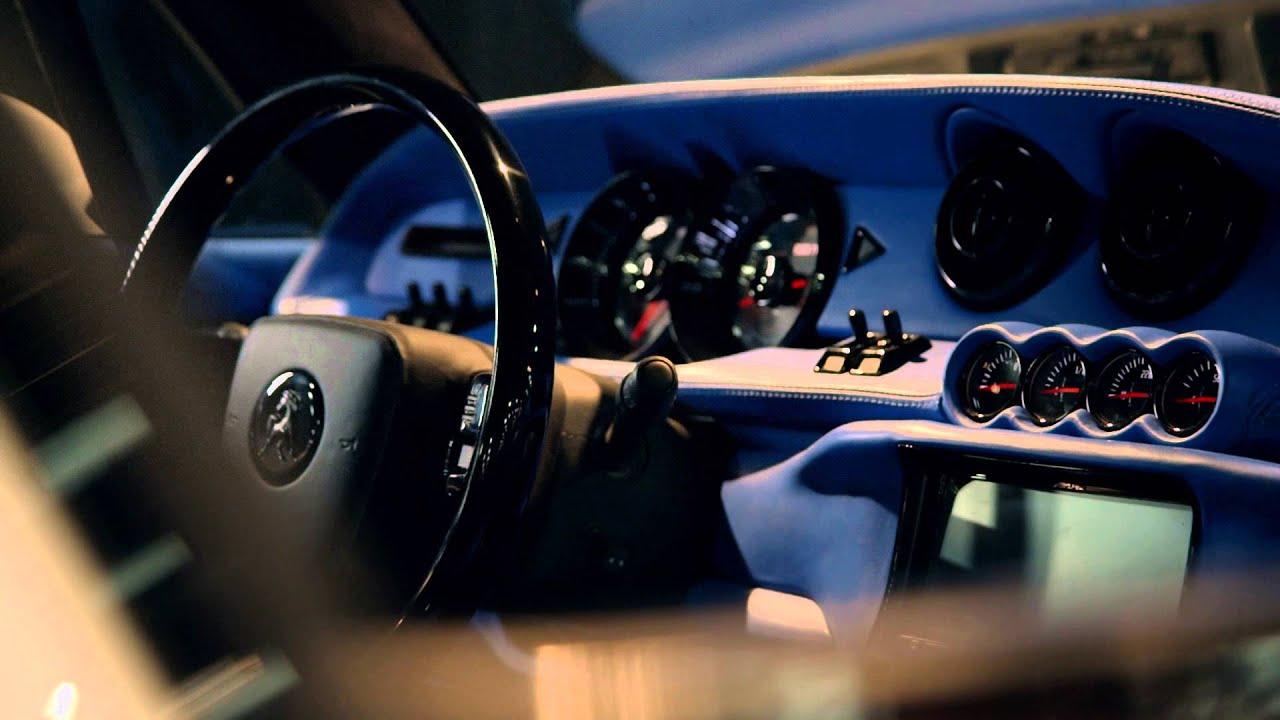 EQUUS BASS770, World Premiere, Detroit Auto Show 2014   YouTube