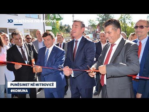 Emision Drejtesia ne Kosove: Punesimet ne Mitrovice
