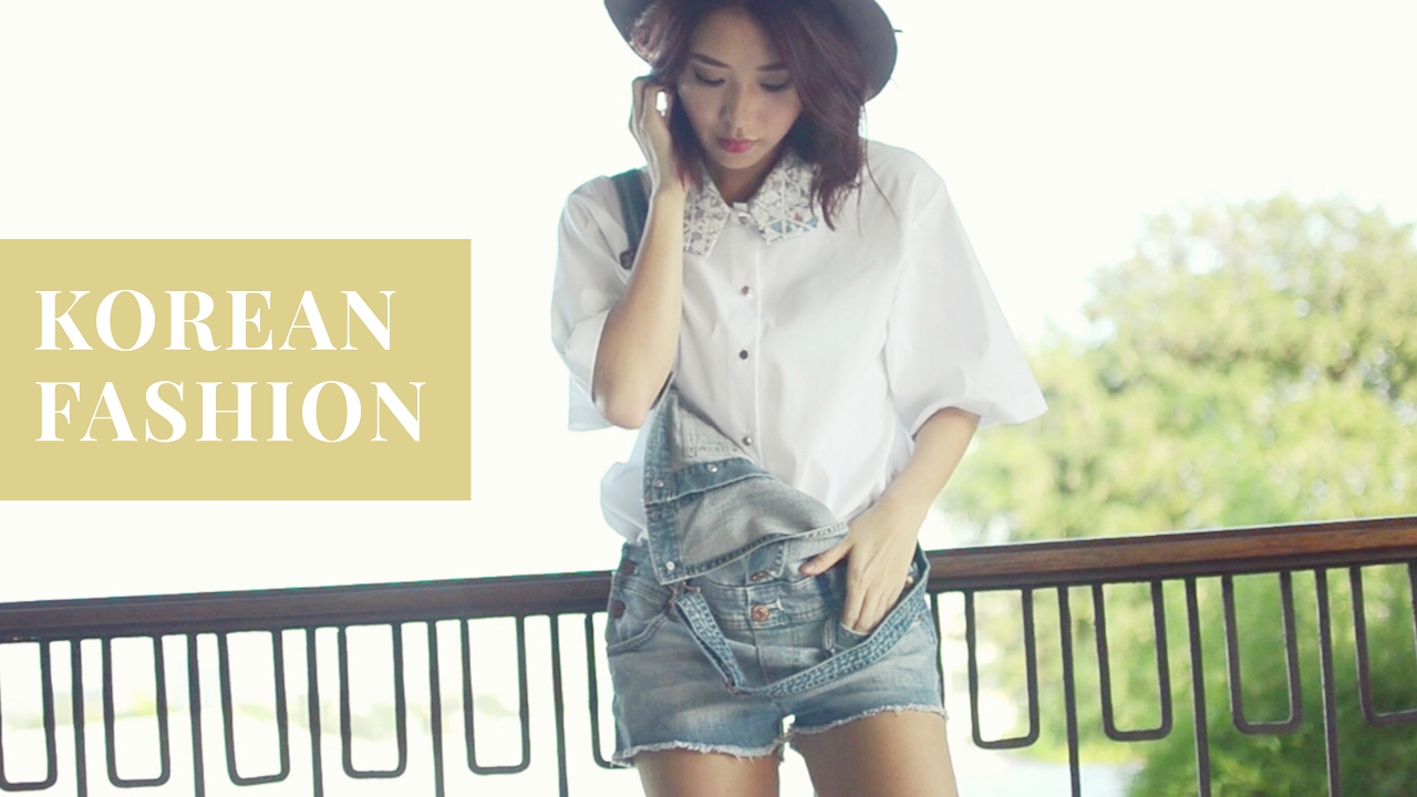 Korean Fashion || Denim in 3 Ways || KRYZ UY