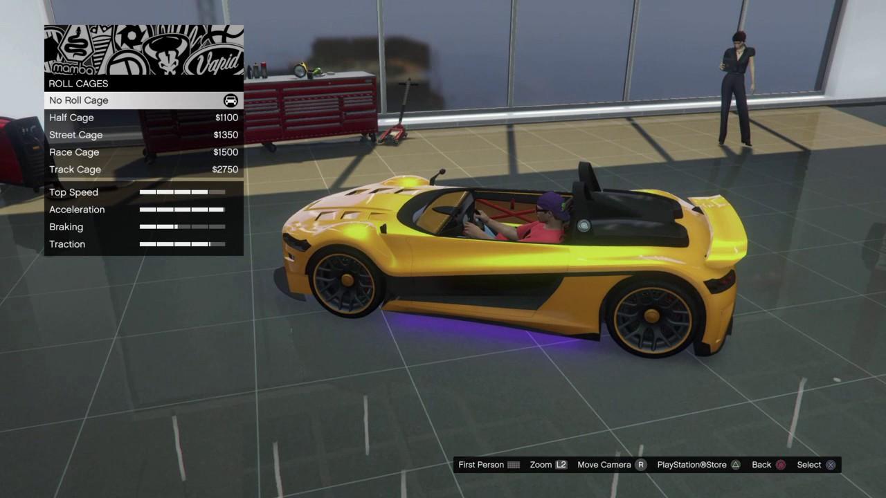 GTA Online: NEW Sports Car: Legendary Motorsports Hijak