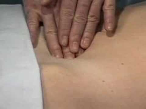 Palpation of the Abdomen - YouTube