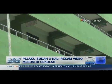 Pelajar Rekam Video Mesum dalam Kelas - Kompas Petang 23 Oktober 2013