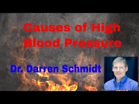 High Blood Pressure Causes.