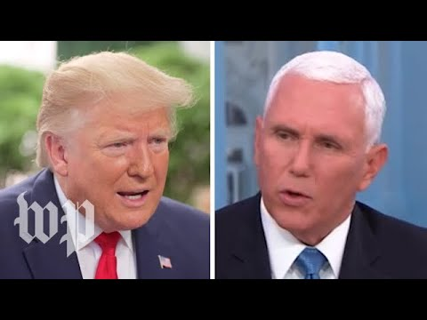 'Where is the money?': Trump, Pence blame poor migrant detention center conditions on Congress