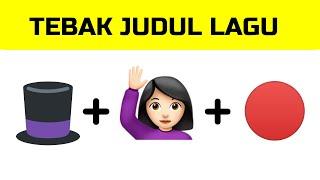 Teka Teki Tebak Judul Lagu Anak Indonesia - Kuis Emoji
