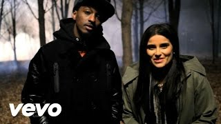 K'NAAN - Is Anybody Out There? (Behind The Scenes) ft. Nelly Furtado