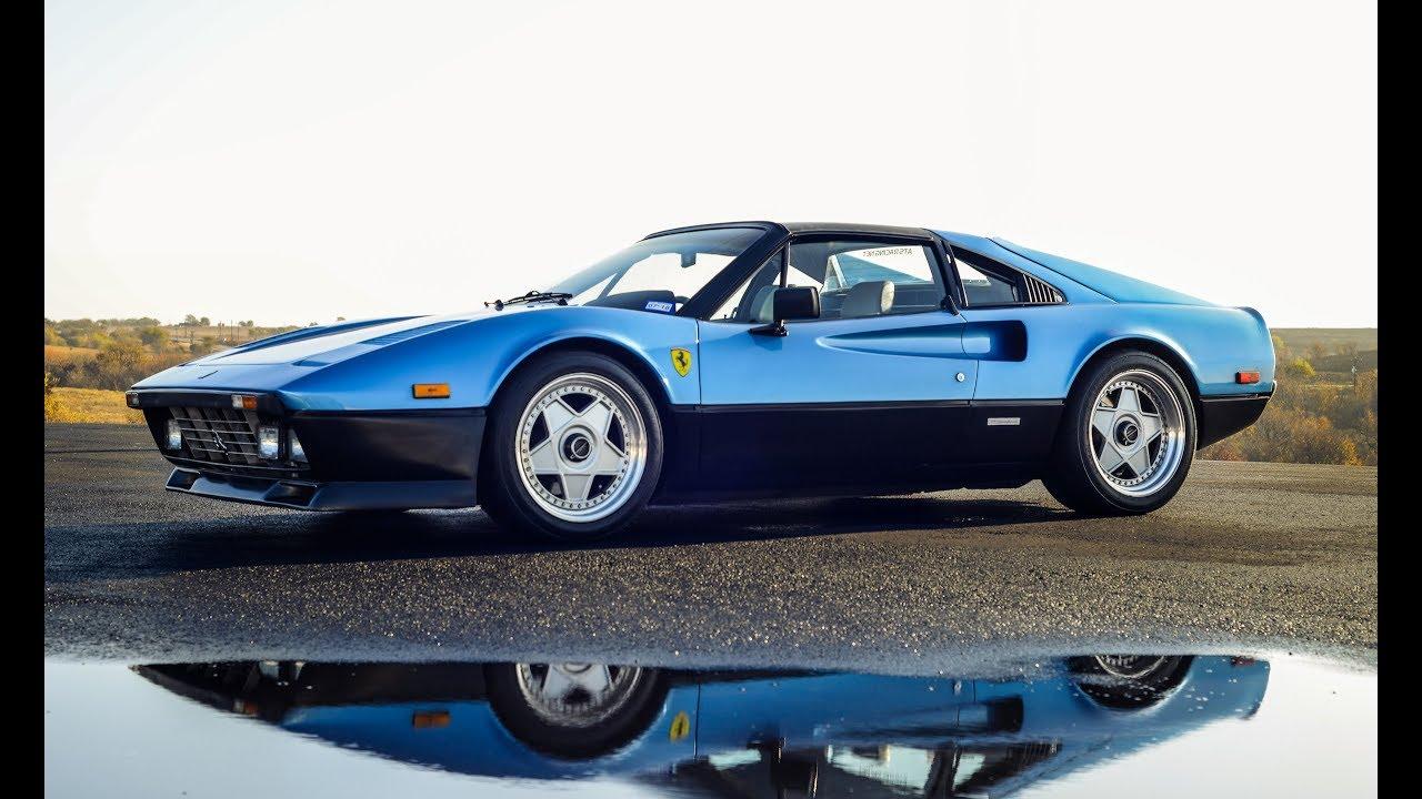570 Whp Turbo Ferrari 308 By Ats Racing One Take
