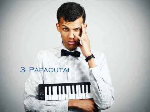 TOP 5 STROMAE SONGS (from Racine Carrée)