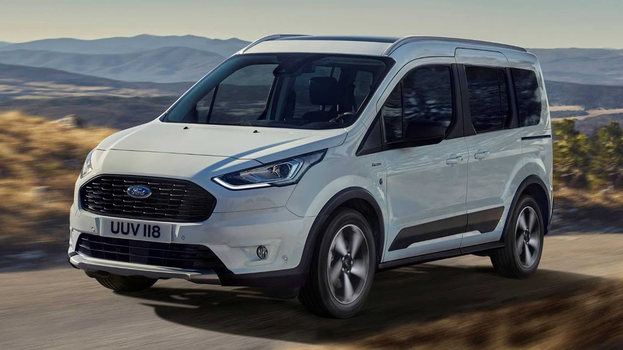 Redesign Ford Transit Connect 2021