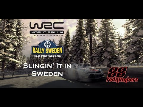 Dirt Rally-VW Polo WRC-Slingin' It In Sweden