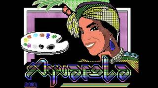 Nodeus And AAA ZX Chip Mix 11-19 MSX Graphics [#zx spectrum AY Music]