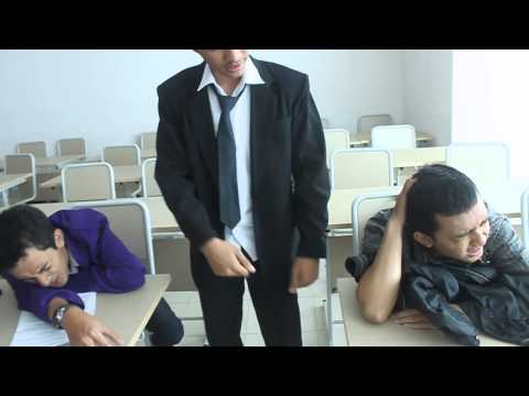 English Task Short Movie - The Creative Media Boys