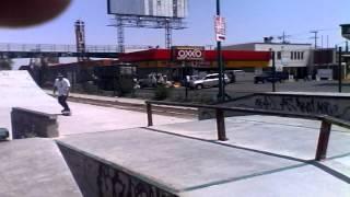 Vídeo parte primate skate 2014 México city