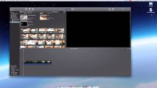 How to Export a File in iMovie 2014 thumbnail