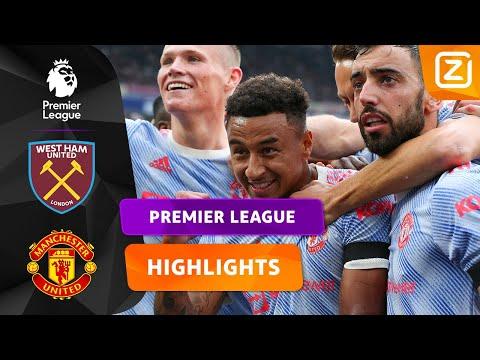 LINGARD MET EEN GEWELDIGE GOAL! 🚀 | West Ham vs Man United | Premier League 2021