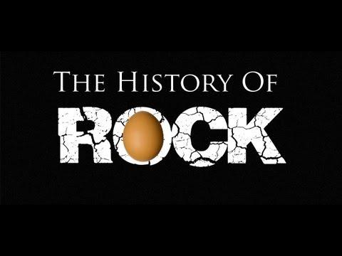 The History Of - Rock: Le origini (Gli anni '50)