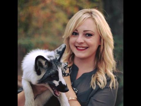 Meet Wildlife Educator, BRANDI BLUE!
