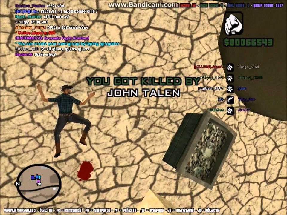 Gta San Andreas Multiplayer The Best Server