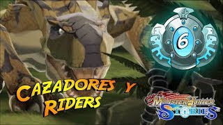 [Masa Juega] Monster Hunter Stories - 06 - Cazadores y Riders [Español]